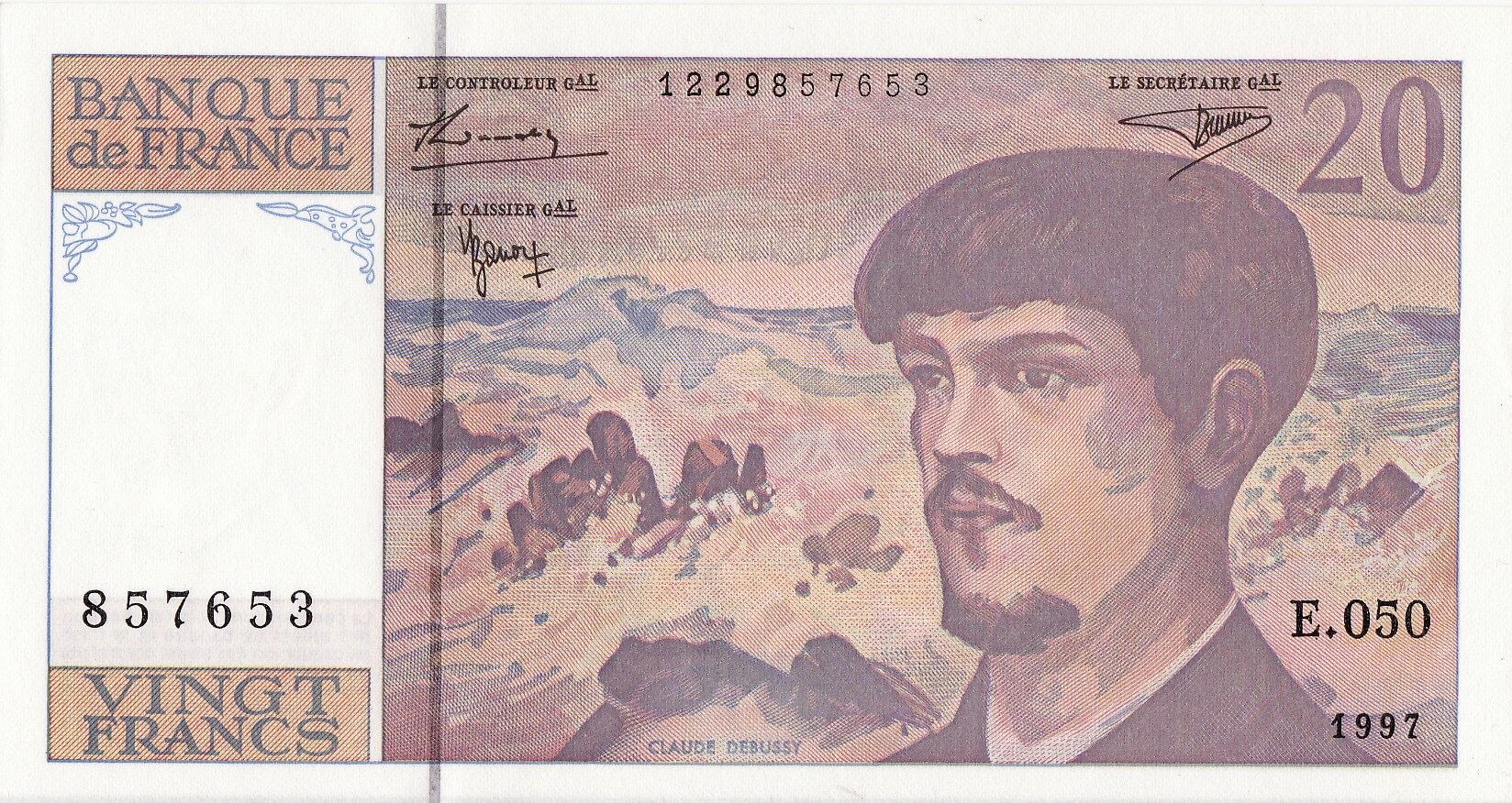 French composers names claude debussy for France francs