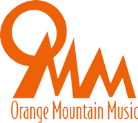 orange mountain music logo