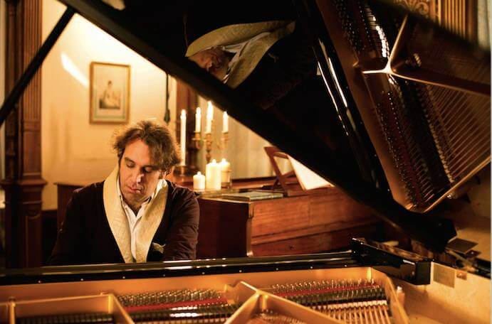 Chilly Gonzales-- Photo by Alexsandre Isard