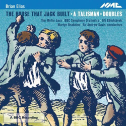 Brian Elias performed by the BBC Symphony Orchestra on NMC