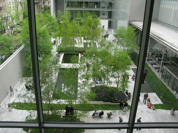 Fresh Music in MoMA's Summergarden: New Juilliard Ensemble led by Joel Sachs