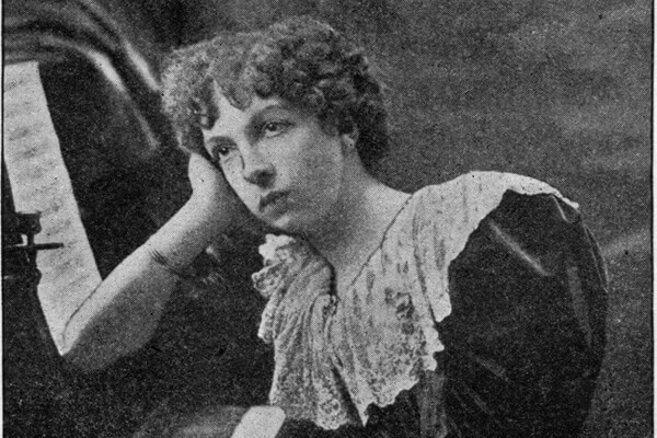 French Composers' Names: Cécile Chaminade