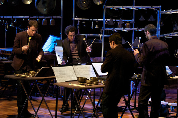 Third Coast Percussion premieres Augusta Read Thomas' Resounding Earth