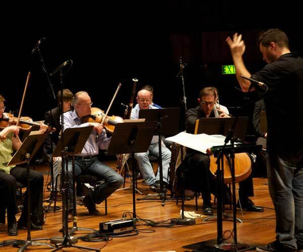 London Sinfonietta New Music Show 3 at Southbank Centre