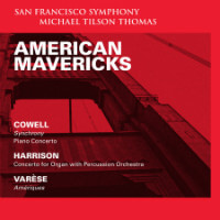 American Mavericks CD Cover