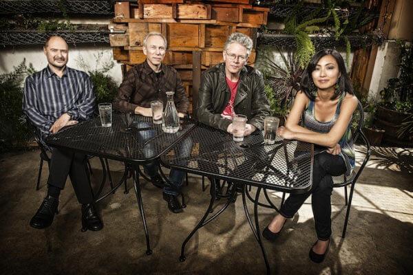Kronos Quartet - Photo by Jay Blakesberg
