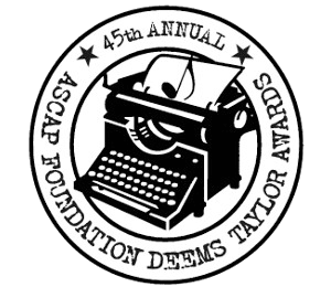 iciyl wins the 45th annual ascap foundation deems taylor media award Office Cleaning Icons