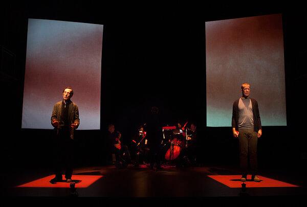 Julian, Richings, the Art of Time Ensemble, and John Fitzgerald Jay (photo: John Lauener)