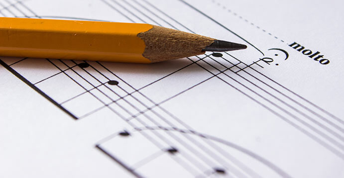 """""""The pianist's pencil"""" by Catface27 - Flickr/CC BY 2.0"""
