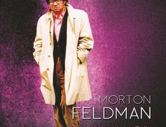 Morton Feldman's Piano, Violin, Viola, Cello on Bridge Records