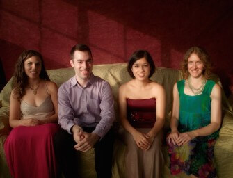 Momenta Quartet Festival Struts Its Stuff