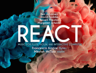 McTeer and Arnone Present REACT on Ravello Records