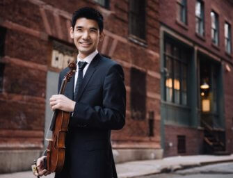 5 Questions to Alex Shiozaki (Momenta Quartet)