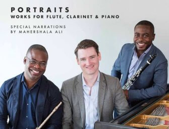 McGill/McHale Trio Debut Album Portraits (Cedille Records)