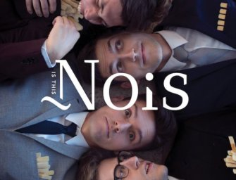 "A Saxophone Quartet's Debut Album Asks, ""Is This ~Nois?"""