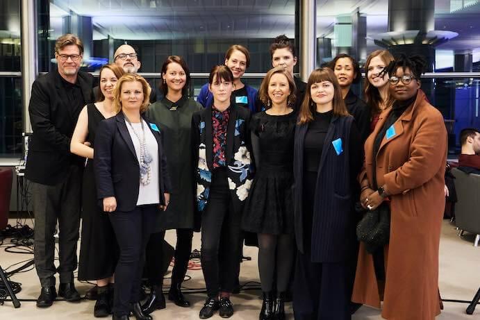 Keychange Manifesto launch at European Parliament
