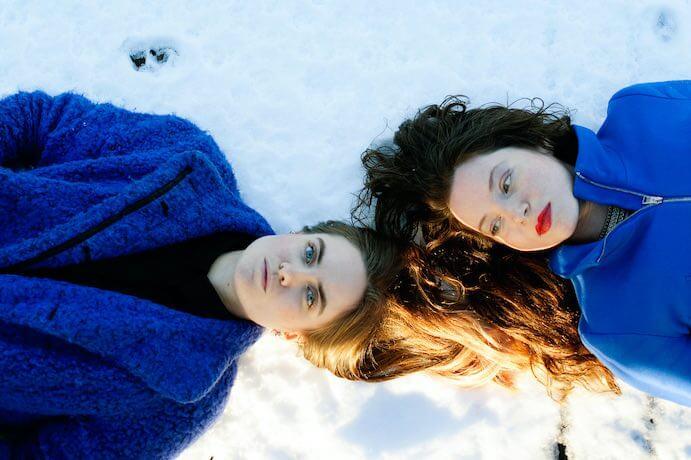 Oda Dyrnes and Zoe Efstathiou--Photo courtesy of the artists